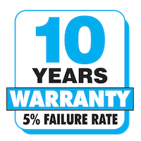 In Addition To The Above 36 Months Standard Warranty, TCI Provides Its  Customers With An Extended Warranty, According To The Following Conditions: